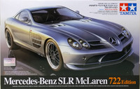 Mercedes-Benz SLR McLaren 722 Edition, 1:24