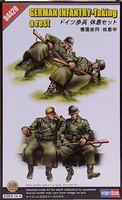 German Infantry Taking a Rest, 1:35