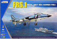 FRS.1 Royal Navy Sea Harrier, 1:48