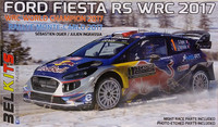 Ford Fiesta RS WRC 2017 (Ogier  Ingrassia), 1:24 (pidemmällä toimitusajalla)
