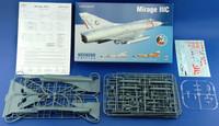 Mirage IIIC, 1:48