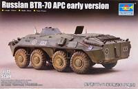 Russian BTR-70 APC Early Version, 1:72 (pidemmällä toimitusajalla)