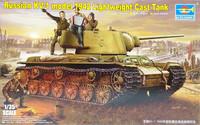 Russian KV-1 M1942 Lightweight Cast Tank, 1:35