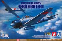 Mitsubishi A6M2b Zero Fighter, 1:72 (pidemmällä toimitusajalla)