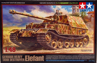 German Heavy Tank Destroyer Elefant 1:48