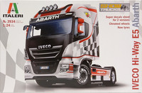 Iveco Hi-Way E5 Abarth, 1:24