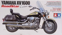 Yamaha XV1600 Road Star Custom, 1:12