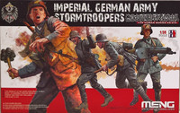 Imperial German Army Stormtroopers, 1:35