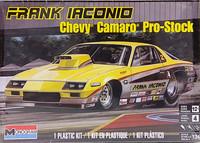 Chevrolet Camaro Pro-Stock (Frank Iaconio), 1:24 (pidemmällä toimitusajalla)
