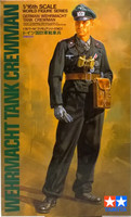 Wehrmacht Tank Crewman, 1:16