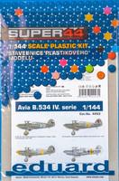 Avia B.534 IV. Serie, 1:144