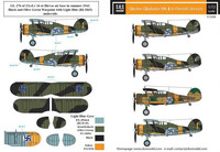 Gloster Gladiator Mk.II in Finnish Service, 1:72