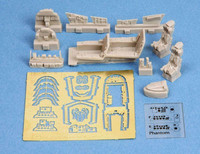 F-4 E/F Phantom Cockpit Set (for Revell kit), 1/72
