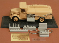 KFz.385 tankwagen Detail Set (for Italeri kit), 1:48