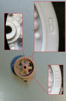 Toldi I-II-III Roadwheels & Suspension (for Hobby Boss kit), 1:35