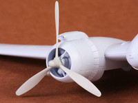 Bristol Beaufighter Propeller Set (for Airfix kit), 1:72