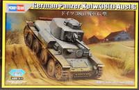 German Pz.Kpfw.38(t) Ausf.G, 1:35