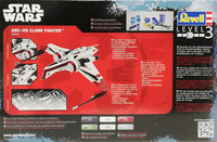 ARC-170 Clone Fighter, 1:83