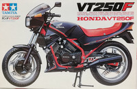 Honda VT250F, 1:12