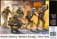 British Infantry, Western Europe 1944-1945, 1:35
