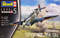 Supermarine Spitfire Mk.Ixc, 1:32 (pidemmällä toimitusajalla)