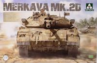 Merkava Mk.2D, 1:35