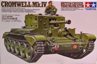 Cromwell Mk.IV, 1:35 (pidemmällä toimitusajalla)