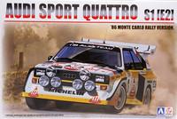 Audi Sport Quattro S1 (E2) '86 Monte Carlo, 1:24