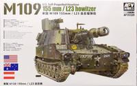 U.S. Self-Propelled Howitzer M109, 1:35