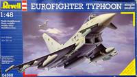 Eurofighter Typhoon Single Seater, 1:48