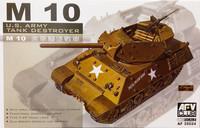 U.S. Army Tank Destroyer M10, 1:35