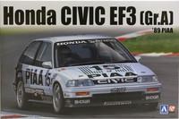 Honda Civic EF3 Gr.A '89 PIAA, 1:24