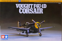 Vought F4U-1D Corsair, 1:72