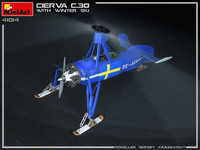 Cierva C.30 with winter ski, 1:35