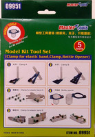 Model Kit Tool Set (puristimia)