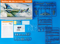 Supermarine Spitfire Mk.Ixc Late Version ProfiPACK, 1:72