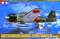 Mitsubishi A6M3 Zero Fighter (HAMP), 1:48