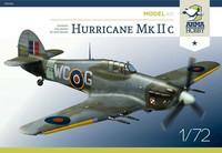 Hurricane Mk.Iic, 1:72 (pidemmällä toimitusajalla)