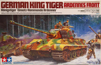 German King Tiger Ardennes Front, 1:35