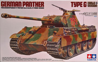 German Panther Type G Early Version, 1:35