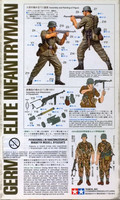WWII German Elite Infantryman, 1:16