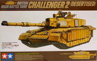 British Main Battle Tank Challenger 2 (Desertised), 1:35