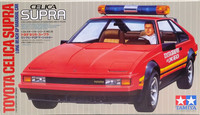 Toyota Celica Supra Long Beach GP Marshall Car, 1:24