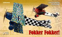 Fokker Fokker Limited Edition Dual Combo, 1:72 (pidemmällä toimitusajalla)