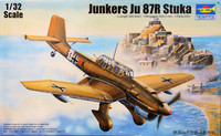 Junkers Ju 87R Stuka, 1:32