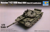 Russian T-62 BDD Mod.1984 (Mod.1972 Modification), 1:72