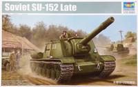 Soviet SU-152 Late, 1:35