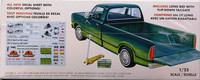 Dodge D100 Pick-up '78, 1:25