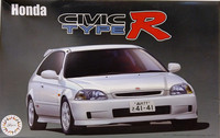 Honda Civic Type-R (EK9), 1:24