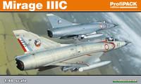 Mirage IIIC ProfiPACK, 1:48